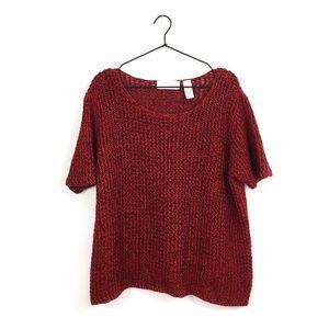 VTG Liz Claiborne | Open Weave Sweater size XL/1X